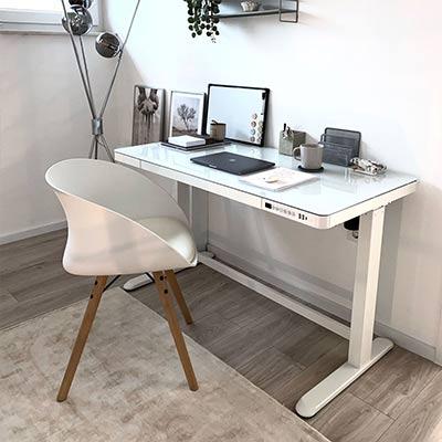 Bureau-assis-debout-Flexispot-EG8-blanc-400