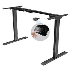 Cadre-de-bureau-assis-debout-électrique-MAIDeSITE-T2-PRO-Basic-controle250