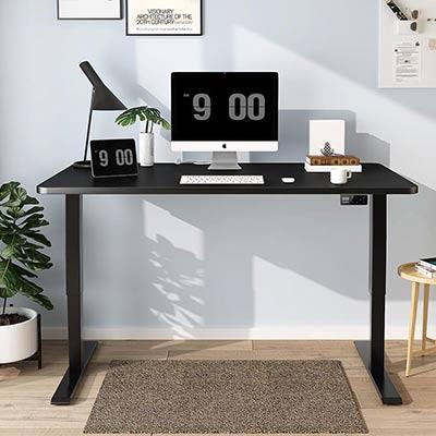 Cadre-de-bureau-assis-debout-électrique-MAIDeSITE-T2-PRO-Basic-situation400