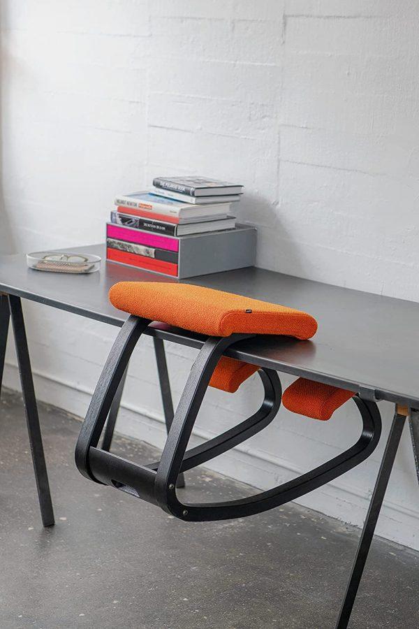 Chaise Varier Variable orange