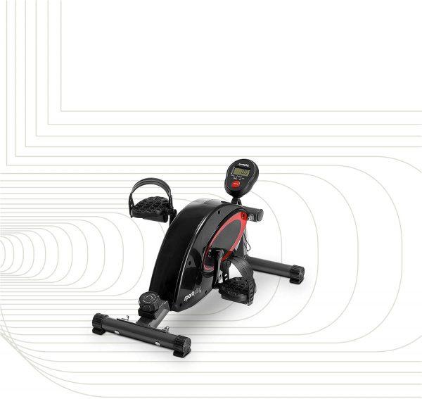Mini vélo de bureau SportPlus fond