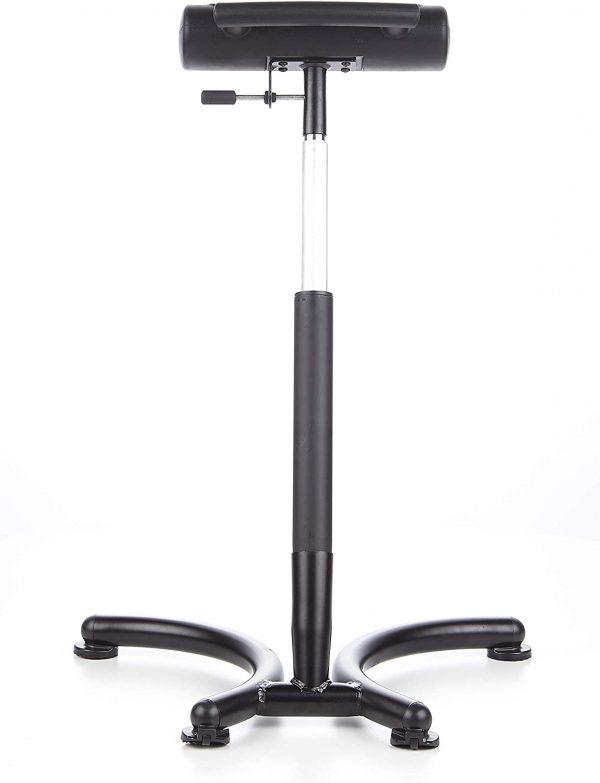 Siège haut assis-debout Top Work 30 noir hJh office arrière