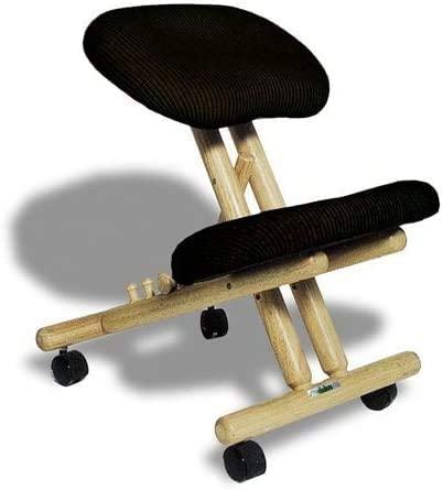 Tabouret assis-debout ergonomique Cinius