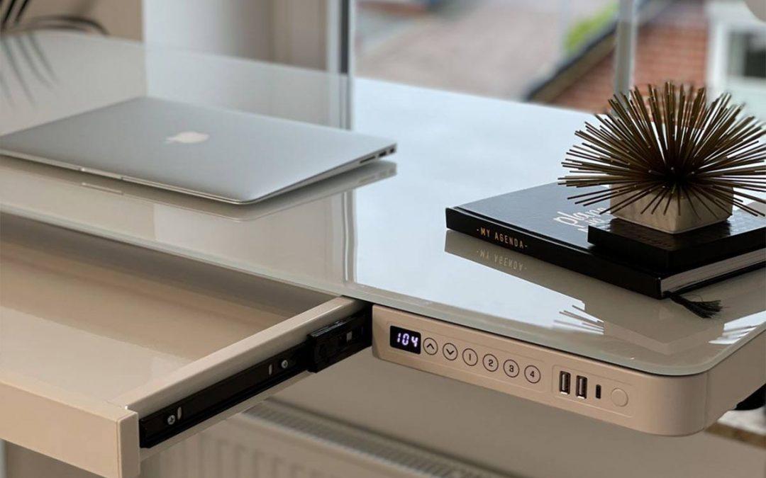 Bureau Assis-Debout électrique Flexispot EG8 – Test et avis